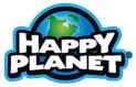 Happy Planet Logo