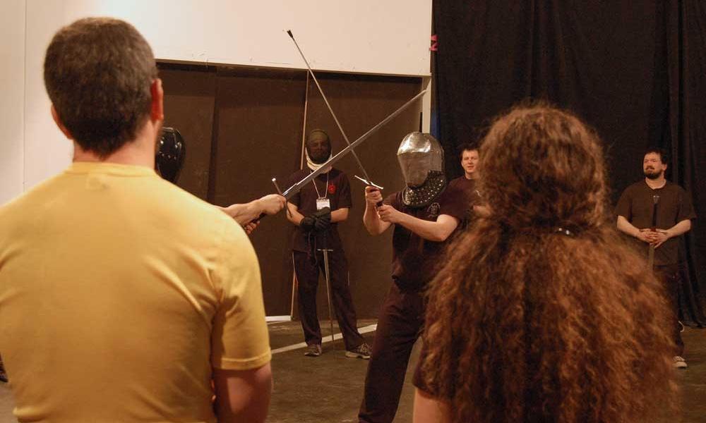 Practical Weapons Workshops
